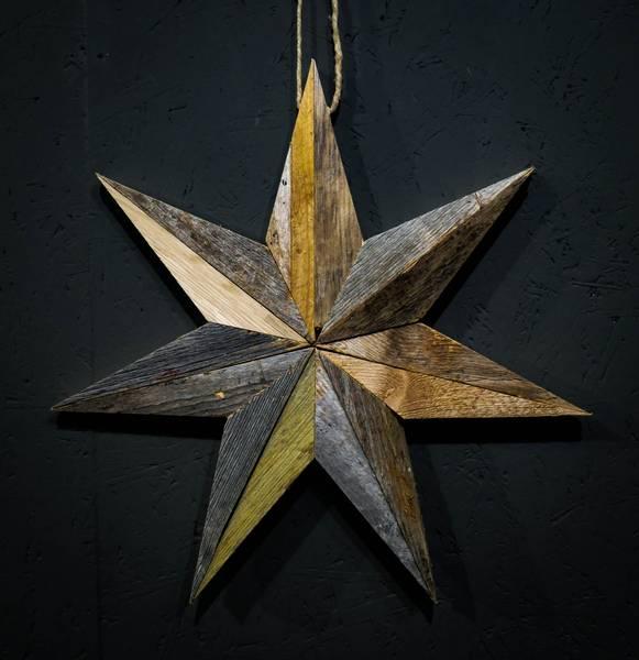 7-tagget stjerne liten